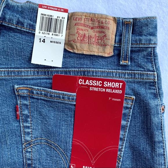 Levi's Pants - NWT - Levi's Shorts